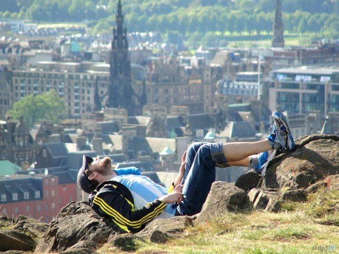 A Escócia é um dos destinos perfeitos para gays na Europa - Foto: Viaja Bi!