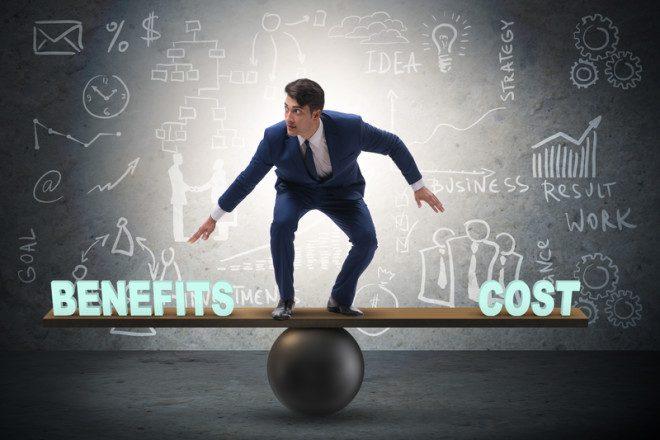 Qual será o custo-benefício do seu intercâmbio?© Elnur | Dreamstime.com