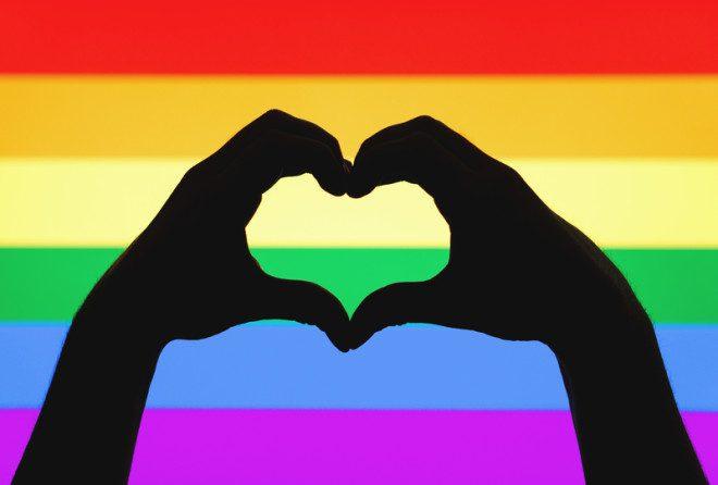 Em junho celebra-se o mês do orgulho gay, Foto: Tero Vesalainen | Dreamstime