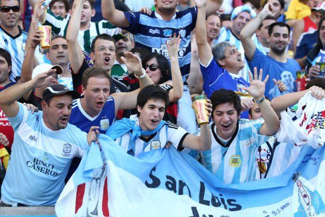 Argentina e Alemanha se encontraram em três finais da Copa. Foto: Andre Durão | Dreamstime