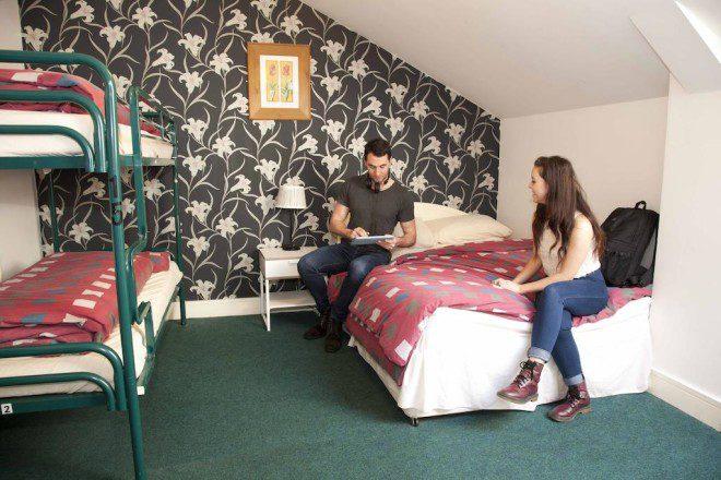 Hostels em Dublin: Abrahams Hostel - Foto: Divulgação