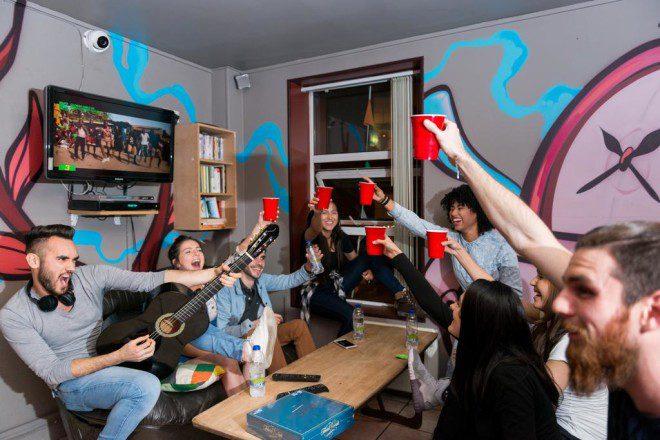 Hostels em Dublin: The Times Hostel - Foto: Divulgação