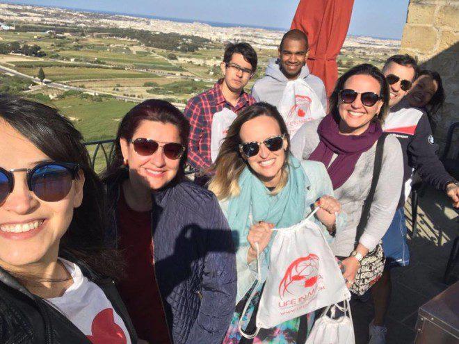 O intercâmbio em Malta e um dos mais acessíveis para brasileiros. Foto: Life in Malta