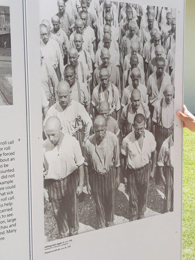 Fotos mostram como era a vida dos prisioneiros do primeiro campo de concentração da Alemanha. Foto: Ávany França