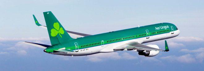 Aer Lingus. Foto: Aer Lingus