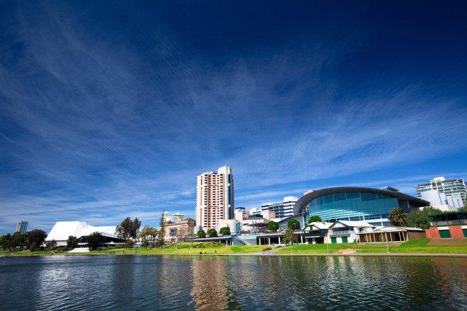 Cidade de Adelaide, no sul da Austrália, é escolhida para viver por ser a mais barata do país em custo-benefício. Foto: Depositphotos