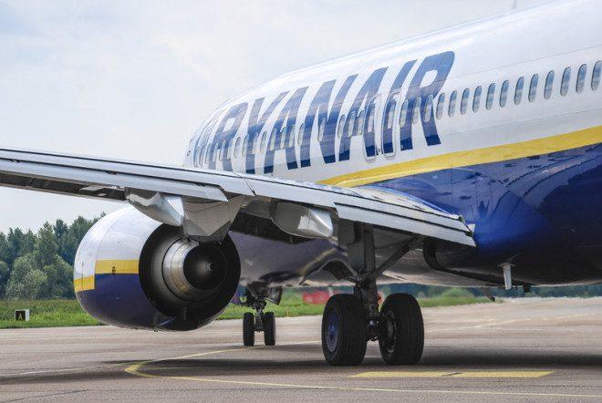 Voo da Ryanair com destino a Croácia faz pouso de emergência em Frankfurt. © MrFly | Dreamstime.com