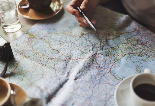 Viajar pode despertar seu interesse em novas áreas. Foto: Pixabay