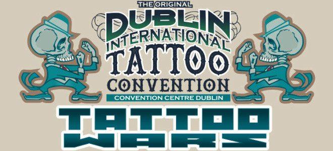 Foto: Dublin Tattoo Convention