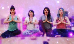 Fazer yoga no intercâmbio na Irlanda