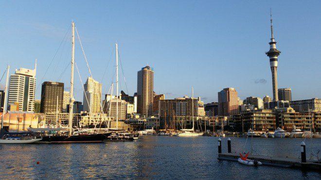 Auckland é uma das cidades mais populares da Nova Zelândia para se morar. Foto: PxHere