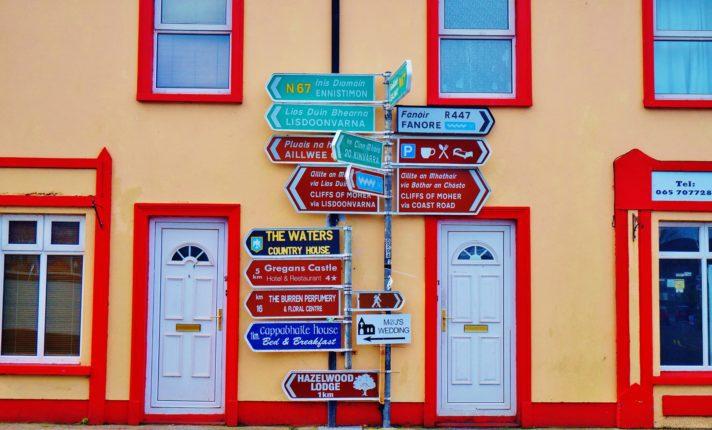 7 motivos para escolher Galway para o intercâmbio