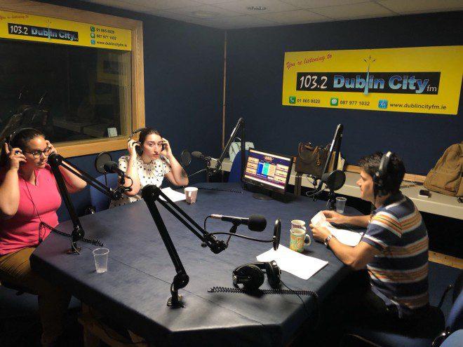 Programa The Brazilian Coffee Time vai ao ar às segundas, às 13h30, na rádio Dublin City 103,2 FM. Foto: acervo pessoal