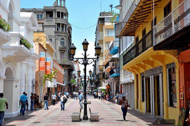 Santo Domingo. Foto: simplydominican.com