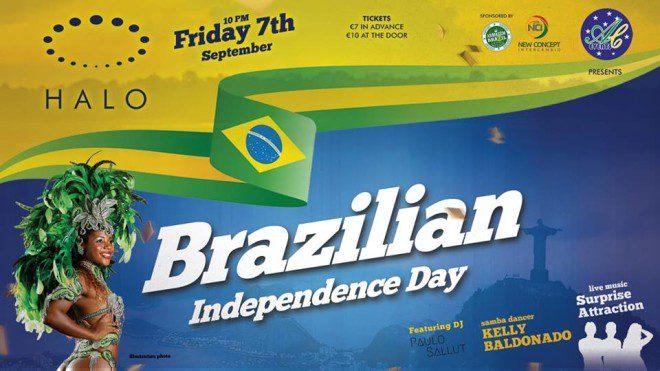 Galway também vai ter festa de Independência do Brasil. Imagem: Facebook