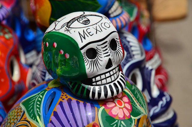 Cores e hospitalidade definem Pueblo no México. Foto: Herzi|Pixabay.