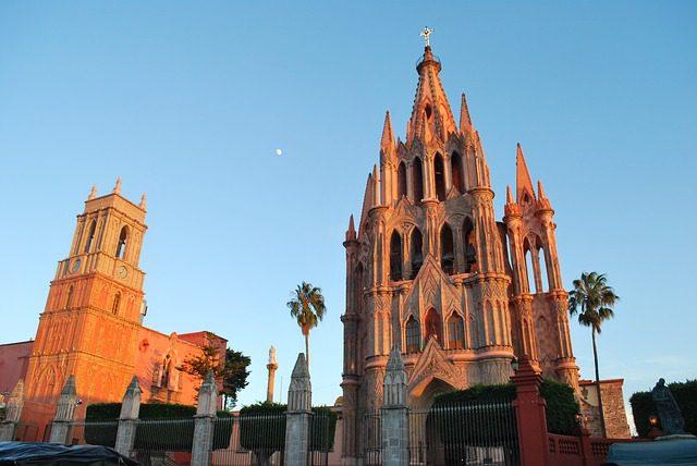 Parroquia de San Miguel Arcangel. Foto: mscxp | Pixabay.