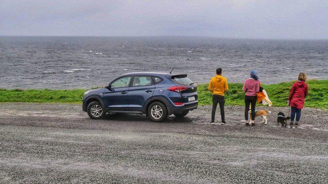 Sendo um país pequeno, é possível cruzar de Norte a Sul, de Lesta a Oeste a bordo de um carro alugado. Foto: Edu Giansante