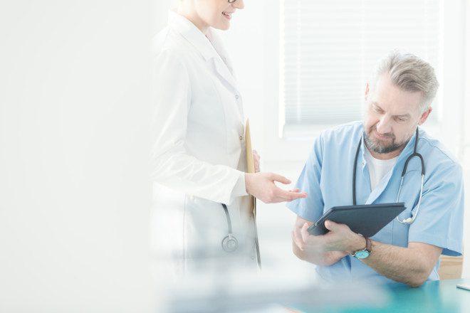 O clínico geral na Irlanda é uma figura fundamental no sistema de saúde irlandês. © Katarzyna Bialasiewicz | Dreamstime.com
