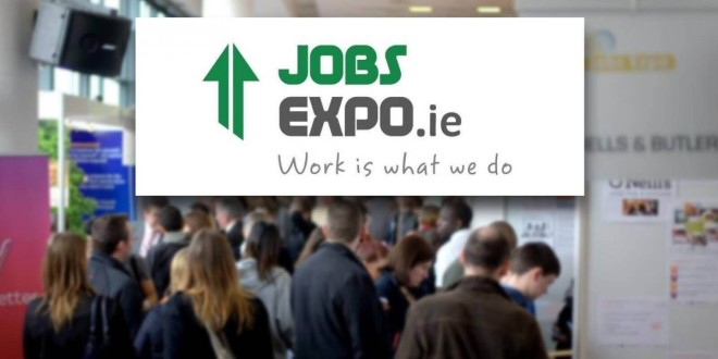 Foto: Jobs Expo Dublin