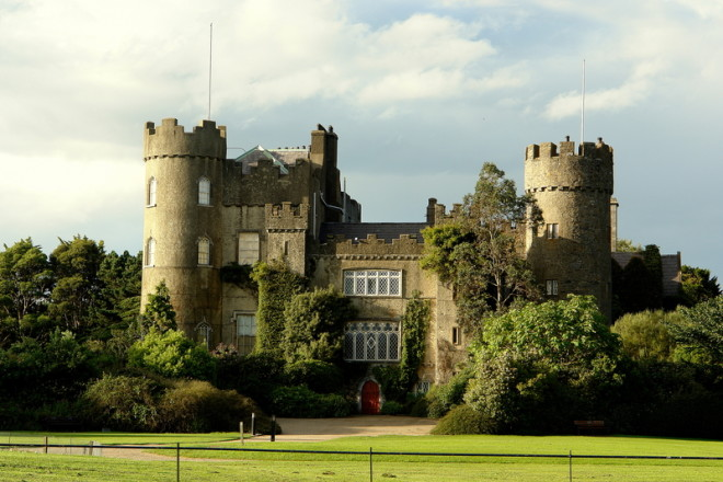 Malahide Castle vai ter evento mal-assombrado nesse Halloween. Foto: Mirekromaniuk | Dreamstime