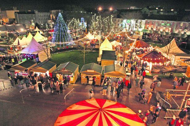 Galway Christmas Market tem mais uma edição em 2018. Foto: Independent