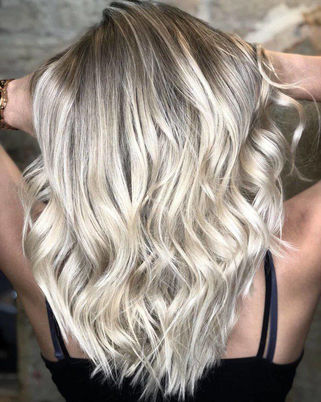O tom Creamy Blonde é um dos favoritos para o inverno 2018 na Europa. Crédito: divulgação/ladiesman