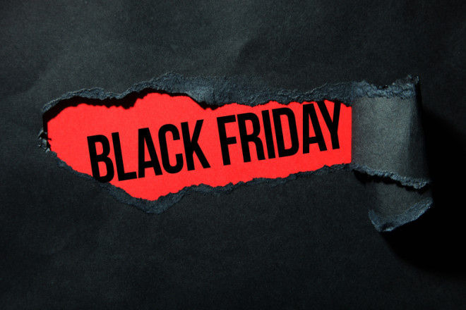 Black Friday acontece na sexta, 23 de novembro. Foto: Alexandr Bazhanov | Dreamstime