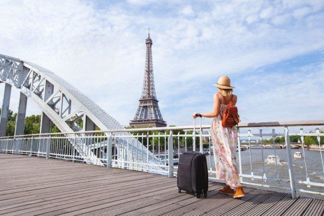 França está entre um dos destinos preferidos para ano sabático.© Anyaberkut | Dreamstime.com