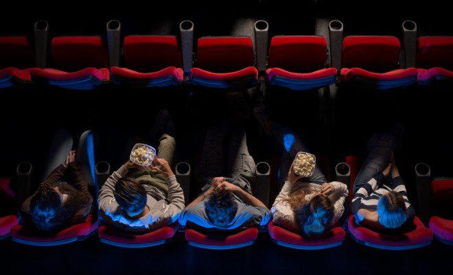 Cinema alternativo com espaço cultural é uma opção no Irish Film Institute. © Andrea De Martin | Dreamstime.com