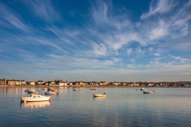 Skerries é principal vila de pescadores da Irlanda. Foto: Monicaminciu | Dreamstime