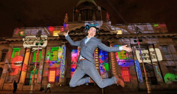 Festival vai ter show de luzes. Foto: Irish Times