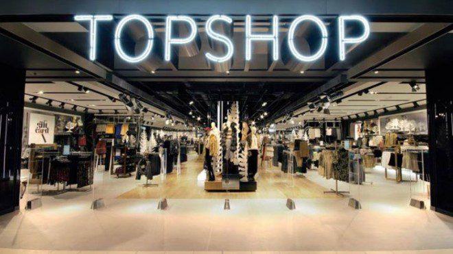 Topshop vai ter ofertas em itens selecionados. Foto: Her.ie