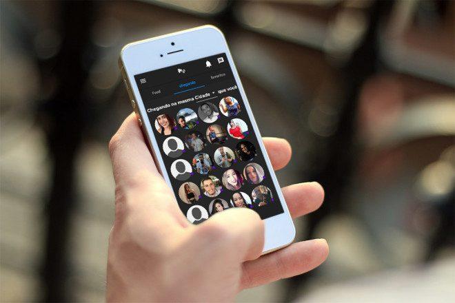 """Aplicativo Vai Quando? é pioneiro em reunir em uma """"rede social"""" pessoas interessadas em fazer intercâmbio para o mesmo destino."""