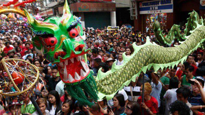 Dubin terá festival para celebrar o Ano Novo Chinês. Foto: The Irish Times