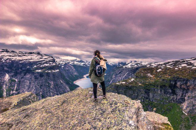 Viajar é um grande passo durante o intercâmbio. © Rui Baião | Dreamstime.com