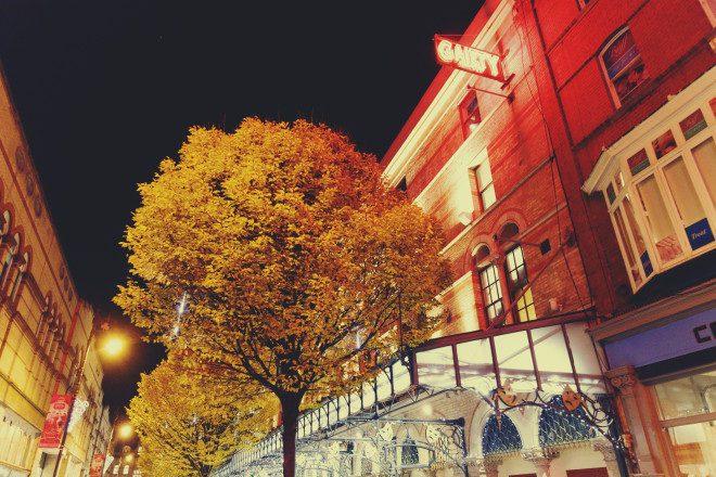 O The Gaiety Theatre, assim como outros, faz da cidade um grande atrativo para as cias de teatro locais. Crédito: Faithiecannoise | Dreamstime