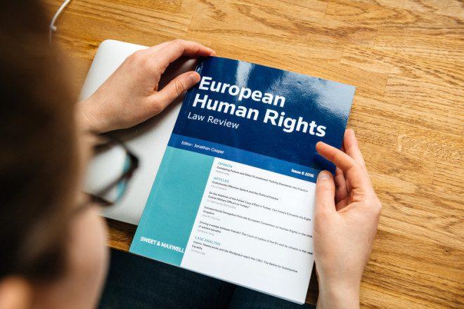 Grupos utilizam dos Direitos Humanos para dar suporte aos estrangeiros. Foto: Ifeelstock/Dreamstime
