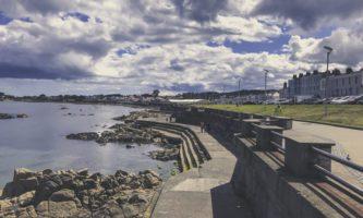 Praias da baía de Dublin estão impróprias para o uso