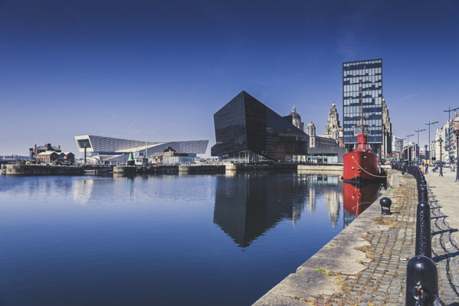 Liverpool. Foto: Pixabay
