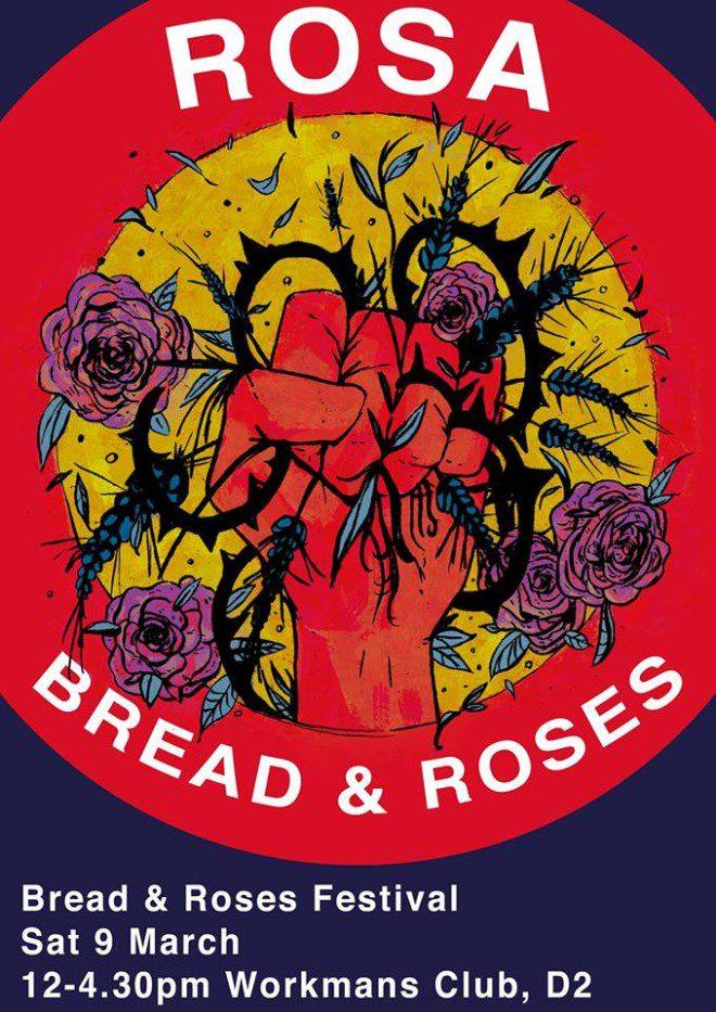 Festival visa debater questões femininas. Foto: Bread & Roses