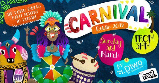 DTwo também terá festa para comemorar carnaval brasileiro. Foto: Facebook