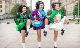 Como surgiu a Dança Irlandesa?