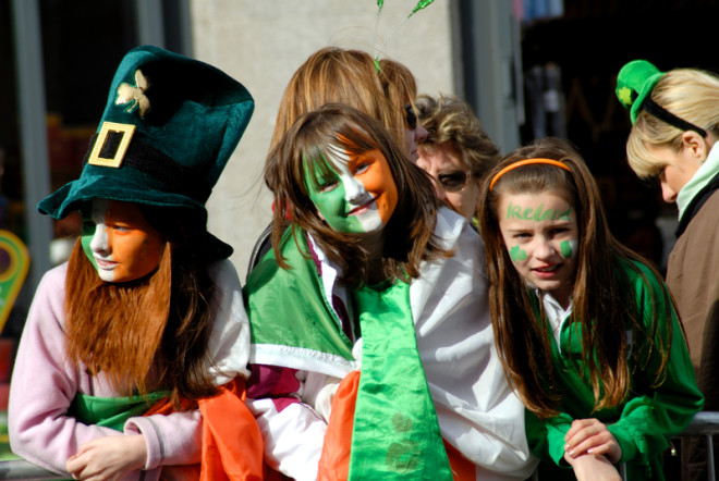 Em março se comemora o dia de São Patrício na Irlanda. Foto: Airi Pung | Dreamstime
