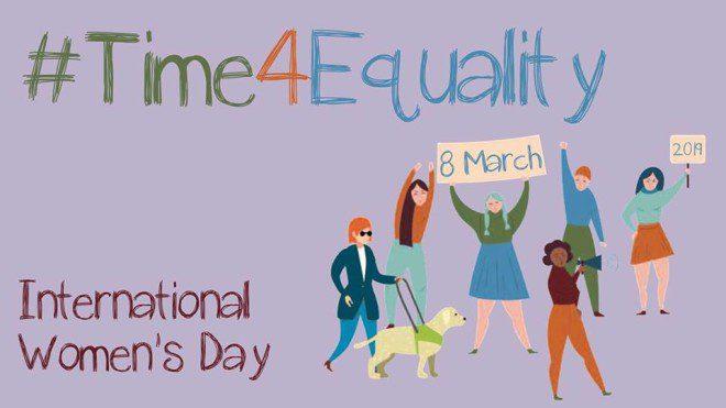 Evento visa debater desigualdade de gênero em Dublin. Foto: Time 4 Equality