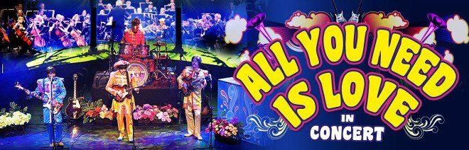 Espetáculo celebra carreira dos Beatles. Foto: Ticketmaster