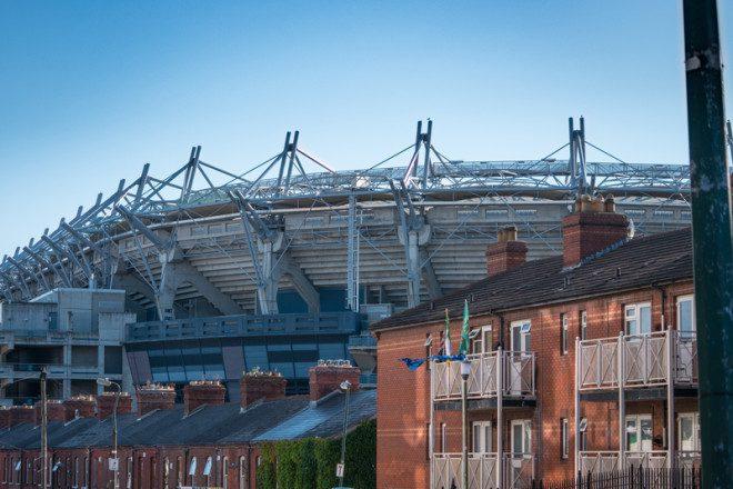 Estádio Croke Park será sede de feira de carreiras. Foto: Barry32 | Dreamstime