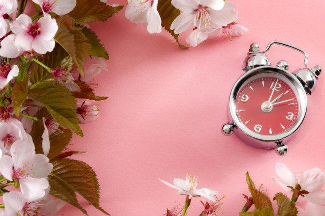 Com a chegada do Daylight savings na Irlanda, o fuso horário aumenta para 4h. © Victor Moussa | Dreamstime.com
