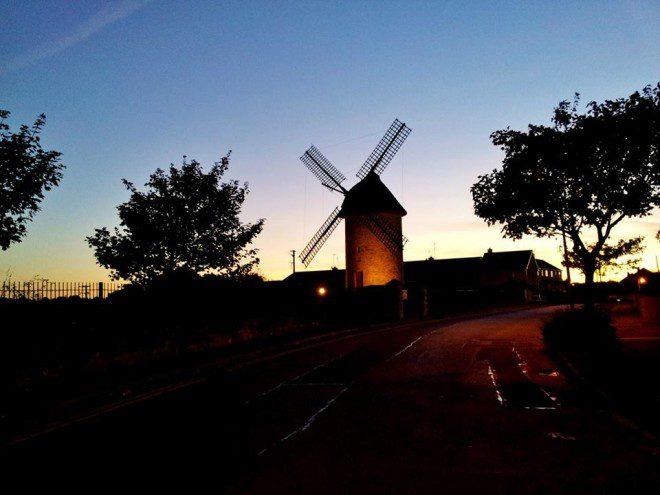 A bela vila de Skerries vai seriar mercado orgânico todos os sábados. Foto: Elizabeth Gonçalves