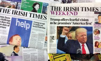 Programas da TV irlandesa e outras mídias para ajudar no seu inglês